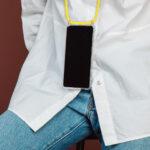 GETHOYA - Reflectable Canary Yellow - Iphone, Samsung, Huawei